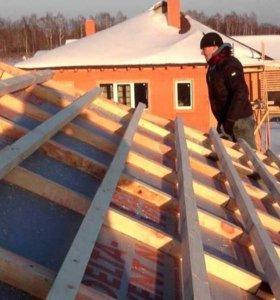 Срочный ремонт крыш любой сложности