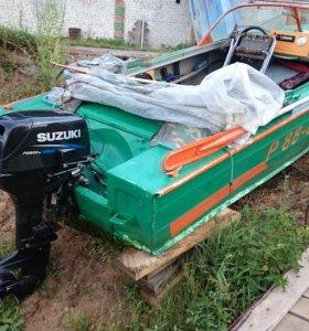 Лодочный мотор SUZUKI DT30RS