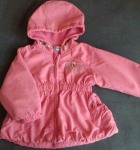 Куртка весна-осень 92-98 р.