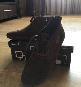 Мужские ботинки, НОВЫЕ, зима