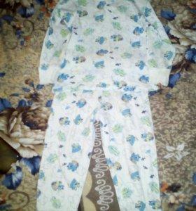 Пижама, отдам за киндер сюрприз