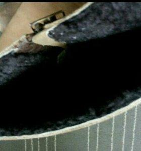 Зимние сапоги,размер 39