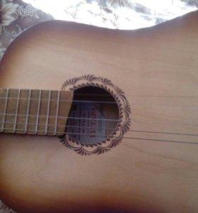 Гитара 6 струная.
