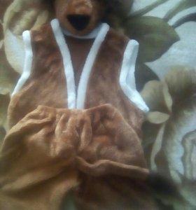 Новогодний костюм льва