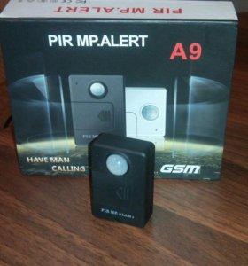 GSM Датчик движения А9
