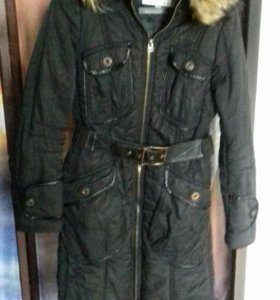 Зимнее пальто, зимняя куртка.