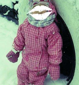 Зимний костюм Дю па Дю