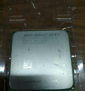 Процессоры AMD Athlon x2 am2+