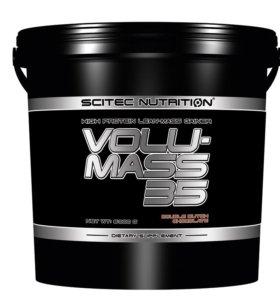 Гейнер Volumass 35 6кг (Scitec Nutrition)