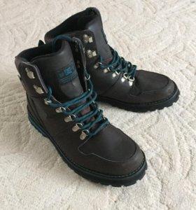 Зимние ботинки dc