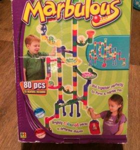 Конструктор TOTOTOYS Marbulous 80