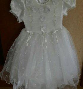 Платье на 2-4 годика