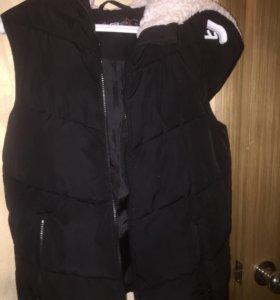 верхняя одежда, размер xs
