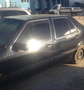 Сааб 9000 легковой автомобиль