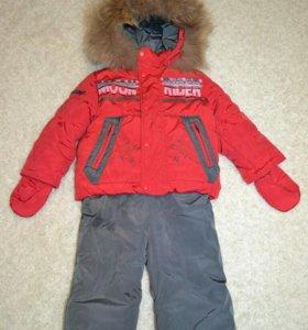Зимний костюм1.5-3 года