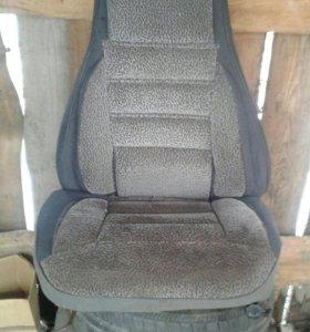 Передний сидений на ваз 2107