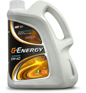 G-Energy S Synthetic 10w40