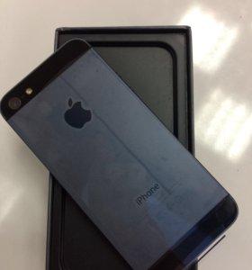 iPhone 5 16Гб чёрный