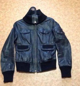 Куртка женская кожа MNG