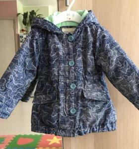 Осенне/весенняя курточка
