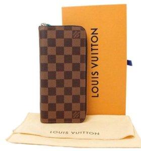 Louis Vuitton Zippy (мужской клатч, органайзер)