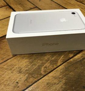 Коробка iPhone 7 128 gb