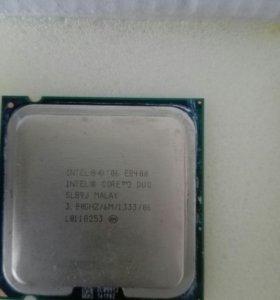 Процессор lntel e8400