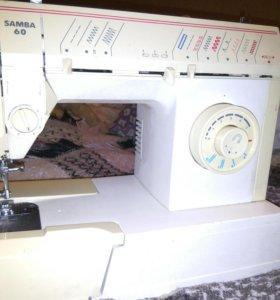 Швейная машинка zinger samba 60