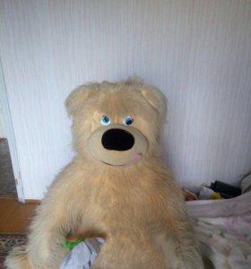 Медведь мягкая игрушка