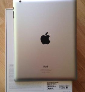 Apple iPad 4 retina LTE
