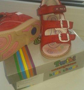 Детские ортопедические сандали для девочки