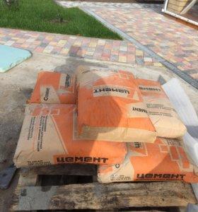 Цемент 400, 6 мешков