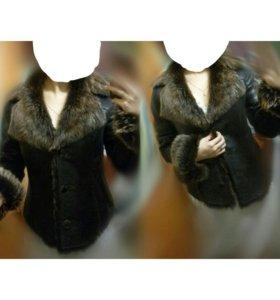 Куртка Кожа мех