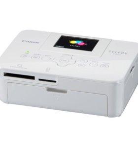 Принтер canon selphy sp800