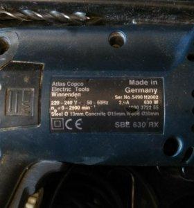 Продам дрель-шуруповерт AEG