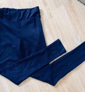 Тёплые легинцы/штаны