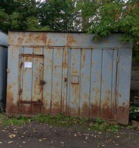 Аренда металического гаража