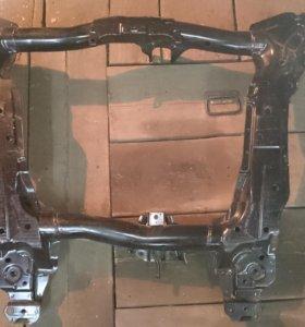 Передн. нижняя рама/ балка подвески Honda Stream
