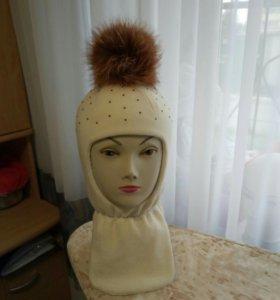 Шлем зима на 54