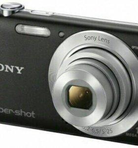 Цифровой фотоаппарат sony dsc-w710