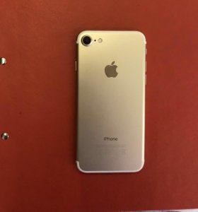iPhone 7,Gold,32Gb