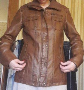 Куртка Кожанная 44-46