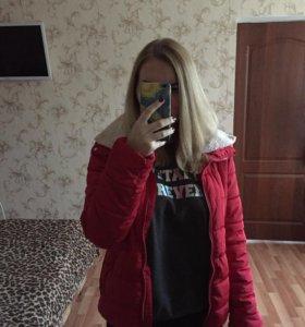 Куртка на зиму/холодную осень