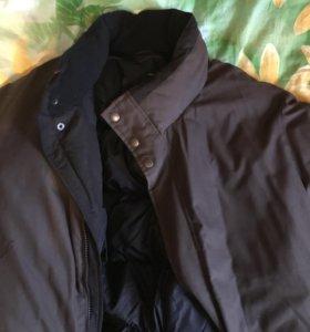 Новая мужская куртка - пуховик .