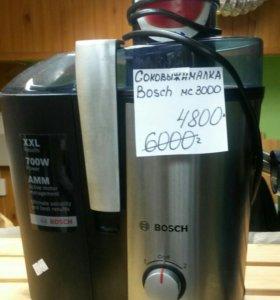 Соковыжималка Bosch MC3000.