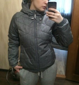 Зимняя куртка Reebok (новая)
