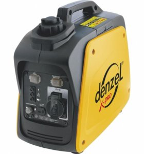 Бенз генератор инверторный Denzel GT-950i X-Pro