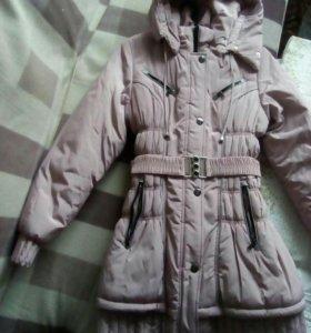 Новая.Зимняя куртка.
