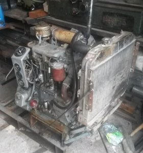 Двигатель д24