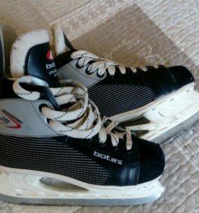 Коньки хоккейные 38 размер